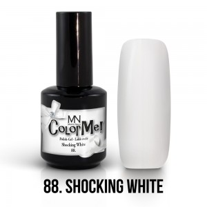 Color Me! Shocking White