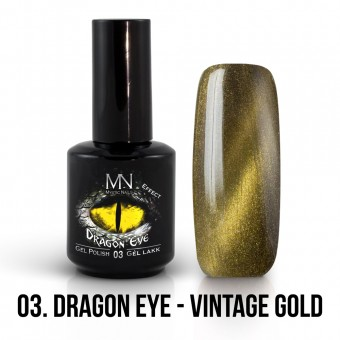 Color Me! Dragon Eye Vintage Gold