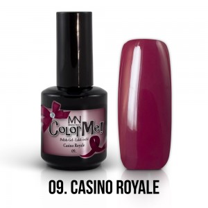 Color Me! Casino Royale