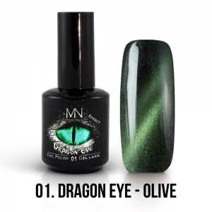 Color Me! Dragon Eye Olive