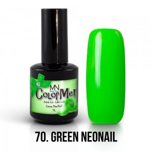 Color Me! Green Neonail
