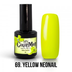 Color Me! Yellow Neonail