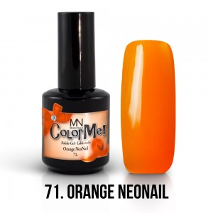 Color Me! Orange Neonail