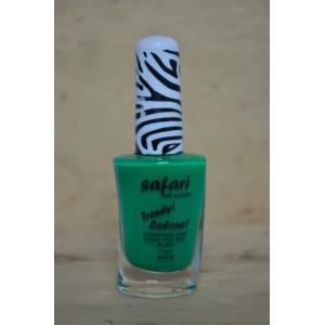 safari neon groen