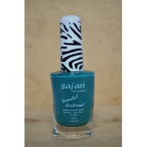 safari blauw metallic
