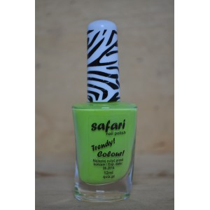 safari lime groen