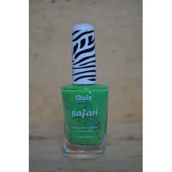 Safari flakie groen