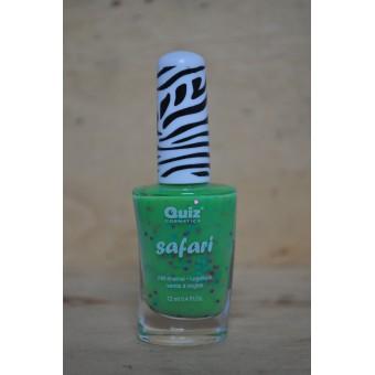 Safari flakie groen