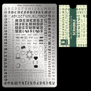 No. 46 Scrabble